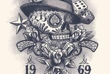 tattoo's / by Alex Fratila