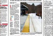 Our front page / The front page of The Enterprise. Find out how to subscribe at www.enterprisenews.com/subscribenow / by The Enterprise of Brockton