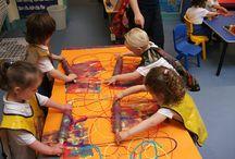 Children's Art Explorations