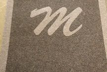 Vifloor carpet installations / Real life applications of Vifloor carpet and commercial matting.