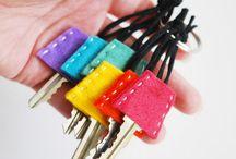 marcador de llaves
