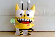 Who goes buzz? -- Qui fait bzz ?