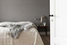 camere da letto minimali