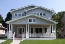 Front Porch Ideas / by Therese Leiszler