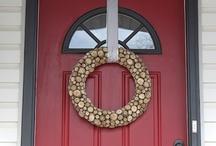 Make it: Door Decor / by Suzanne Schroerlucke