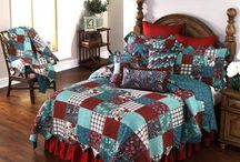 Country Patchwork Luxury Quilts