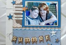 Crafty Scrappy Layouts / Love scrappin  Visit my blog at  www.angelctmh.blogspot.com