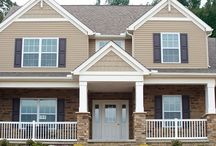 The Winchester / Learn more about our Winchester floorplan here: http://waynehomes.com/plan/winchester / by Wayne Homes