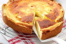 Taart, koek en snoep