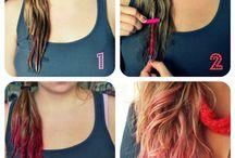 beauty hair love