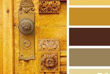 Color blend / by Heidi Mireles