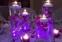 Center pieces / by Brizy Torregrosa