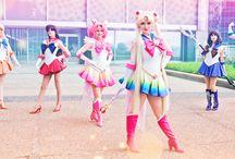 Resources: Sailor Moon versions