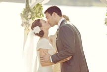 Bride & Groom   Ceremony   First Kiss