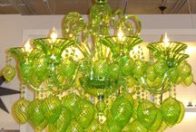 LIME GREEN FOR POPETTE ! / by PATI CHENEY