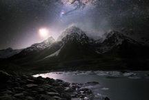 Stellar walk☄