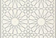 Geometrik desenler - Islamic geometric forms