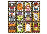 Printable Halloween Games and Activities for Kids / Fun Halloween games and activities great for Halloween parties, school Halloween parties, and reinforcing educational skills.  More holiday games at http://bit.ly/2caib2v