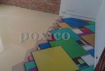 Posadzki żywiczne 3D / 3D epoxy floors / Podłogi żywiczne 3D. Posadzki epoksydowe i poliuretanowe do mieszkań, domów, obiektów użyteczności publicznej