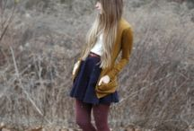 Herbstoutfits