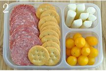 School Lunches / Little One