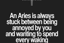 ARIES ~ need I say more! / All things me