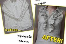 reciclado de camisas