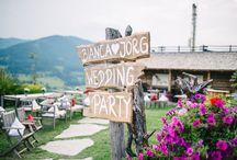 Real wedding: mountain love