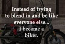 Want biker wees is cool wees
