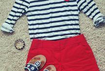 For Emily: Nautical Southern Prep / by Katja