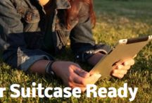 Free Business Advice / Aside from publishing fantastic articles on my own blog the Suitcase Entrepreneur you can find me on several major media sites and blogs with great tips on running a business you love from anywhere