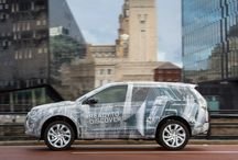 Land Rover Discovery Sport / The Land Rover Discovery Sport will go on sale in 2015.
