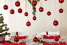 Holiday decorations / by llatoni