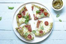 Vegetarische Rezepte / Die leckersten vegetarischen Rezepte zubereitet mit bestem Eiweiss als Protein-Quelle.