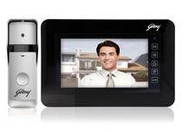 Video Door Phones, Home Security, Door CCTV / Experience the whole new way of answering the door. Secure your home with the all new Godrej Video Door Phones.