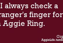 Aggie / by Michael Berger