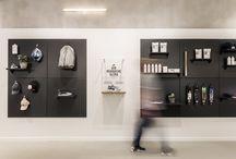 Rezet Sneaker Store - Århus / Designed in collaboration with Mathias Bruun Christensen, creative director at Rezet.  Images by Rasmus Hetoft