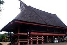 """Fawzaan = Rumah Adat Maluku """"Baileo"""""""