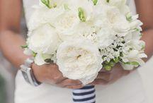 Seaside Wedding Bouquet