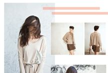 Website, Lookbook, Catalogue