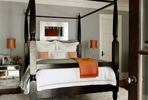 Master Bedroom Inspiration / by Jessica Lingle