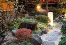 Japansk inspireret haver