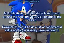 Sonic headcanon