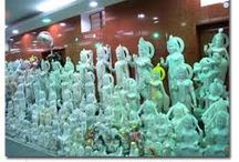 Marble Statue Manufacturers / We are particular in assembling of Marble God Idols, Marble Religious Statue, Hindu God Idols, Marble Temple, Marble furniture's, Marble Attractive Items and more Marble Sculpture.