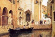 Venecia pintada