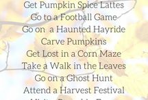 Fall-Winter Ideas