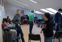 Disputanap / Az Uzoni Péter Gimnázium és Általános Iskola 9. és 10-es diákjai 2013. november 7-én a vita alapjaival :)