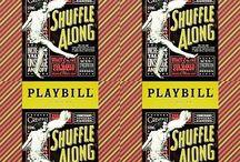 Affordable Broadway & Playbill Storage / by Jason Kimler