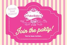Fake Bake Beauty At Home / From the UK's most innovative and forward-thinking brand comes a whole new beauty concept!