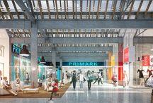 ILLUMINENS | Commerces / Architectural rendering